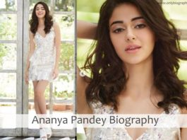 Ananya Pandey Biography - Age, Height, Boyfriend,Family, and More