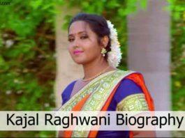 Kajal Raghwani Biography - Age, Height, Weight, Family And Husband