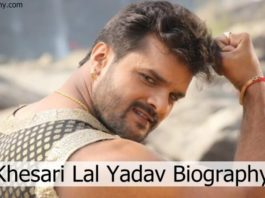 Khesari Lal Yadav Biography - Age, Height, Weight, Family And Wife